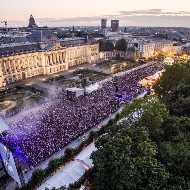 Brussel Summer Festival 2015 (jour 8 - dag 8 - day 8) © Eric Danhier