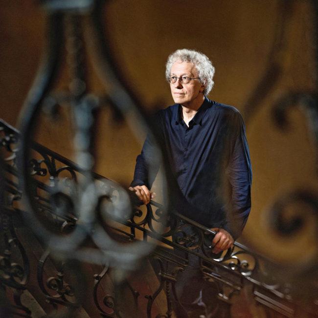 Bernard Foccroulle organiste et compositeur belge  directeur  du Festival international dÕart lyrique dÕAix-en-Provence depuis 2007. NŽ ˆ Lige en 1953, Bernard Foccroulle ˆ ix en Provence en juin 2018.